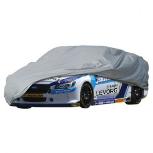 Silverline 774618 4820 × 1190 × 1770mm (L) Car Cover
